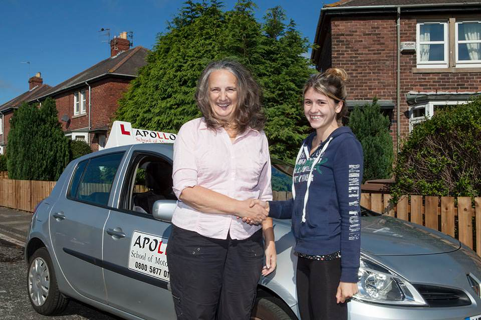 Apollo Driving Lessons Winner